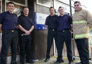 firemen by sign ii