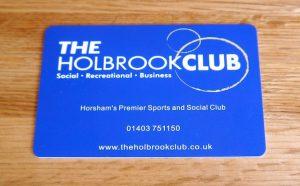New membership card 2014