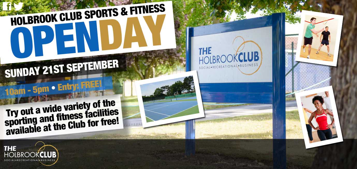 Holbrook Club Open Day