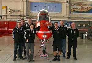 Frontier Team Red Arrows 2014 - 1