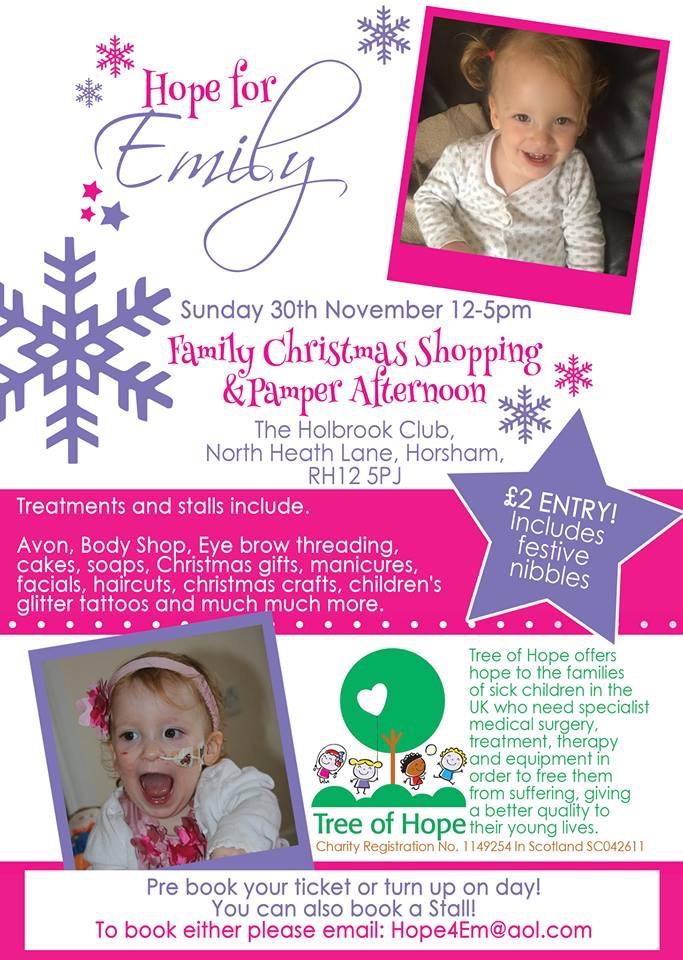 Hope for Emily Promo
