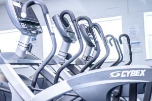 gym cross trainers
