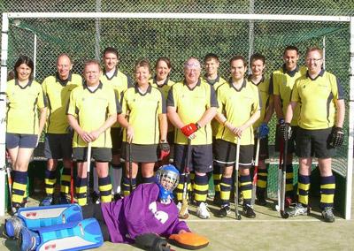 Horsham Hockey team