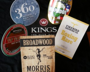 beer tags