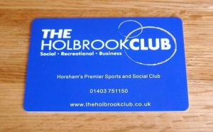 New membership card 2014