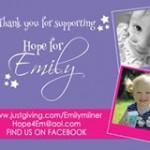 Hope For Emily
