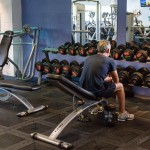 Holbrook Club gym