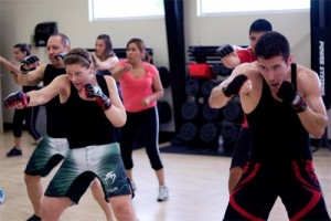 BodyCombat exercise classes