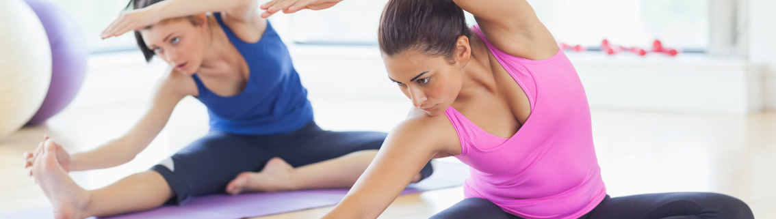 Pilates at the Holbrook Club